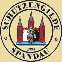 Logo Schützengilde zu Spandau 1334 (Korp.)
